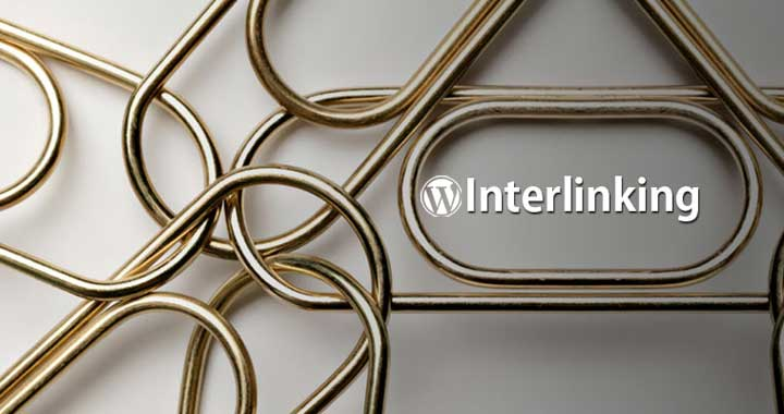 interlinking blog posts in wordpress